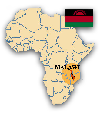 Malawi On Africa Map.Malawi Africa Orphan Care Ministry And Charitable Donations