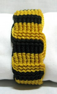 yellow,black