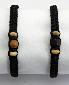 black 2 beads