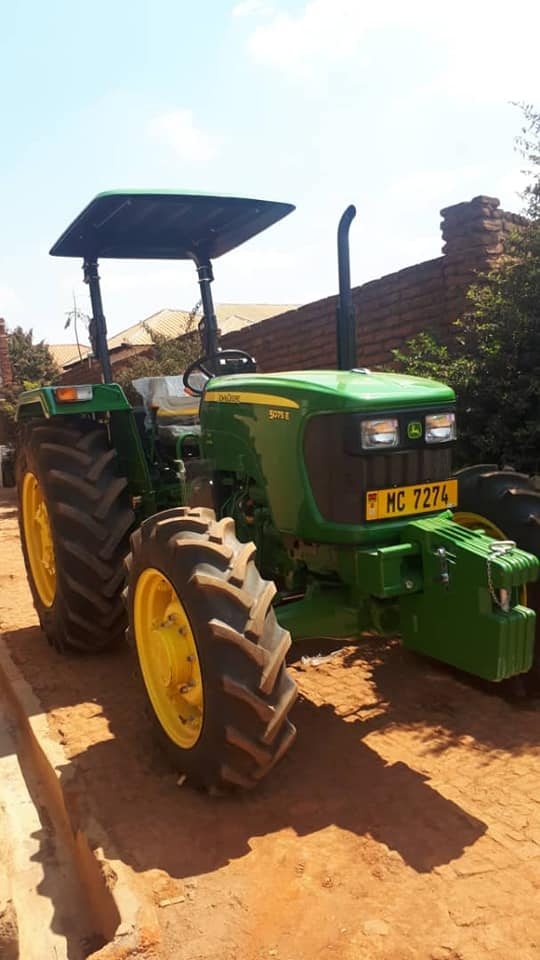A New Tractor!!